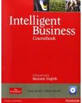 INTELLIGENT BUSINESS ELEMENTARY COURSEBOOK (+CD)