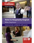 COLLINS HOTEL & HOSPITALITY ENGLISH (+CDS)