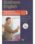 NEGOTIATIONS AND PRESENTATIONS (+CD)