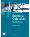 BUSINESS OBJECTIVES STUDENT S BOOK + CD ROM INTERNATIONAL EDITION