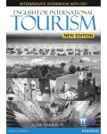 ENGLISH FOR INTERNATIONAL TOURISM INTERMEDIATE WORKBOOK WITH KEY (+CD)