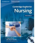 CAMBRIDGE ENGLISH FOR NURSING (+CDS)