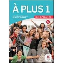 A Plus 1 A1 Livre + Cd