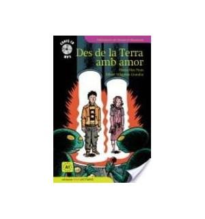 DES DE LA TERRA AMB AMOR (+CD)