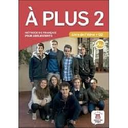 A Plus 2 A2.1 Livre + CD