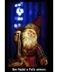 (Postal) Bon Nadal Papá Noel