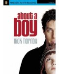 ABOUT A BOY + CD-ROM AND AUDIO RECORDING