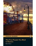 THE FIVE PEOPLE YOU MEET IN HEAVEN WITH MP3 AUDIO CD